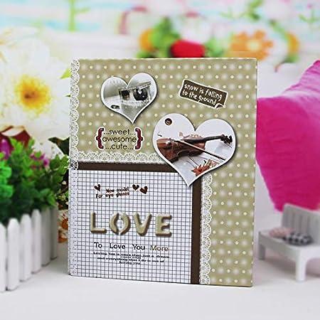 Wbxtt Life Album Photo Pocket Fotos Aniversario Cumpleaños ...