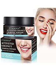 Blanqueamiento dental,Carbon Activado Dientes,Polvo blanqueador de dientes,Blanqueador Dental de Carbón Activado,Teeth Whitening Powder,refresca la respiración y mejora la salud oral