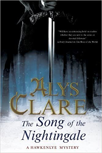 The Song of the Nightingale (A Hawkenlye Mystery) by Alys Clare (2013-05-31)