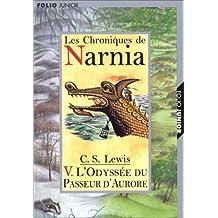 CHRONIQUES DE NARNIA T05: ODYSSÉE PASSEUR D'AURORE