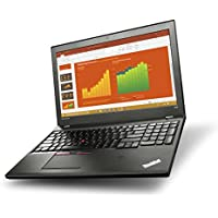 Lenovo ThinkPad T560 20FH001TUS 15.6 Laptop - Intel Core i7-6600U Processor, 8GB RAM, 256GB SSD, Windows 7 Professional