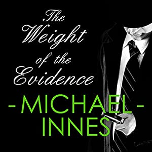 The Weight of Evidence Hörbuch