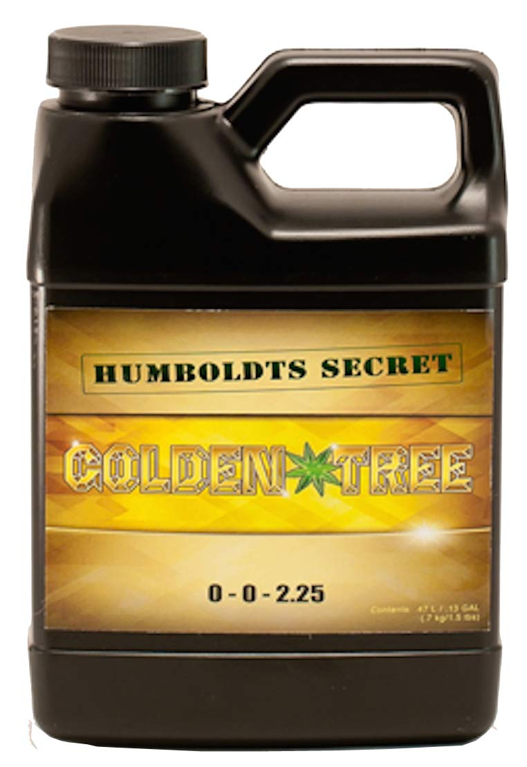 Humboldts Secret World's Best Plant Food Golden Tree - Plant Savior, Yield Increaser and More