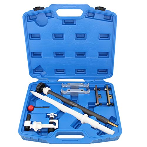 Mrcartool Compatible for Camshaft Alignment Cam Camshaft Timing Tool Kit for Porsche 911/Boxster 996 997 987 986