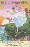 Fall of a Philanderer (Daisy Dalrymple Mysteries, No. 14)