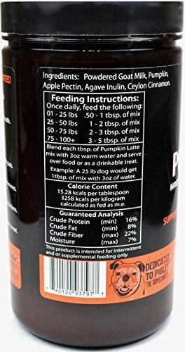 Image of Diggin' Your Dog Super Snouts Pumpkin Latte Digestive Health w/Pre-biotic 10oz (3 Pack)