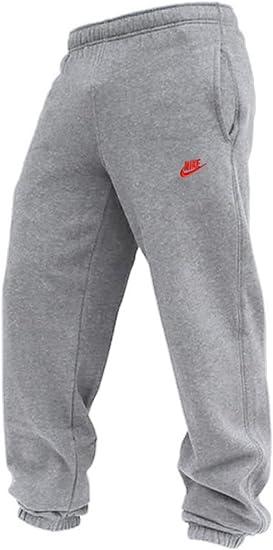 Nike – Pantalones de chándal Gris 069, Hombre, Color Gris, tamaño Small: Amazon.es: Deportes y aire libre