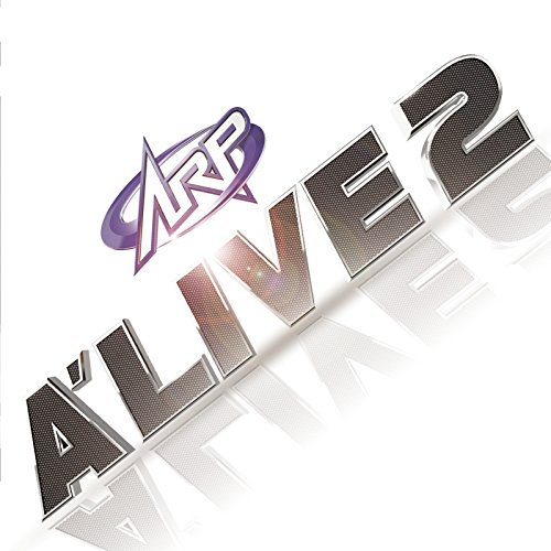 ARP / A'LIVE2[通常盤]