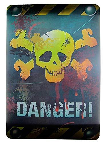 DISBACANAL Cartel Danger: Amazon.es: Juguetes y juegos