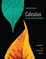 Calculus & Its Applications (14th Edition)