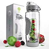 Best Flavor Fruit Infusion Pitchers - Infusion Pro 32 oz. Fruit Infusion Water Bottles Review