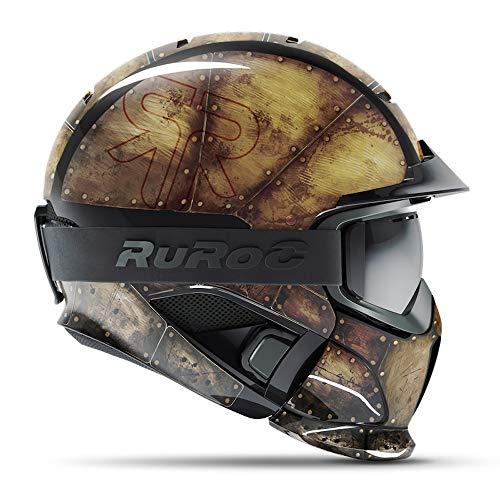 YONGMEI Ski Helmet - Snow Helmet Mask Ski Helmet Full Helmet