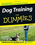 Dog Training for Dummies, Jack Volhard and Wendy Volhard, 0764584189