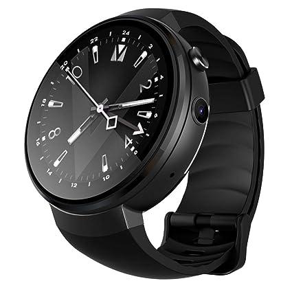ZLOPV Pulsera Smartwatch 3G Kingwear KW88 Pro MTK6580 ...