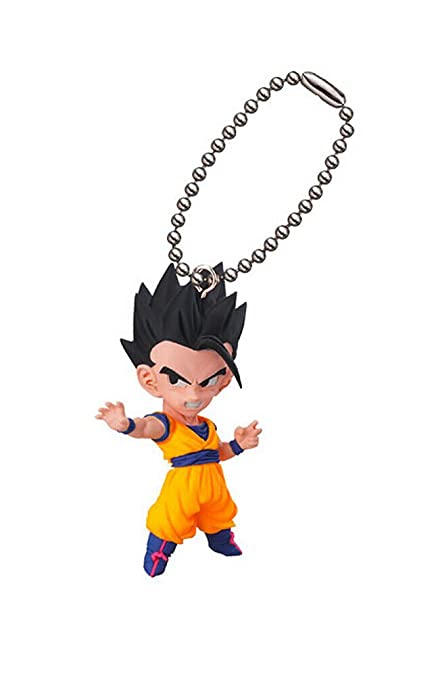 Amazon.com: Dragon Ball Z UDM Burst 10 Figura llavero ~ 1.5 ...