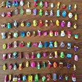 Shopkins 100pcs/lot Season 1 2 4 Shopkins Toy Model Best gift for children by Unknown