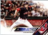 2016 Topps Update #US42 Andrew Miller Cleveland Indians Baseball Card in Protective Screwdown Display Case