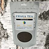 Cheap Siberian Chaga Mushroom Loose Tea 4 Oz. (113g.) Caffeine Free Natural Immune System Booster and Body Healer (Original)