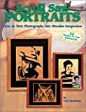 Scroll Saw Portraits, Gary Browning, 1565231473