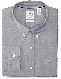 Dockers Long Sleeve Oxford Shirt Camisa Casual para Hombre