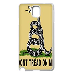 Dont Tread On Me Pattern Plastic Hard Case For Samsung Galaxy NOTE3 Case Cover GHLR-T383663