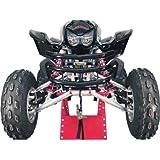 Motoworks EZ-FIT Sport Bumper - Black 80-3012