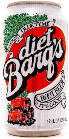 Soft Drinks: Diet Barq's