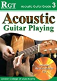 Acoustic Guitar Playing, Grade Three