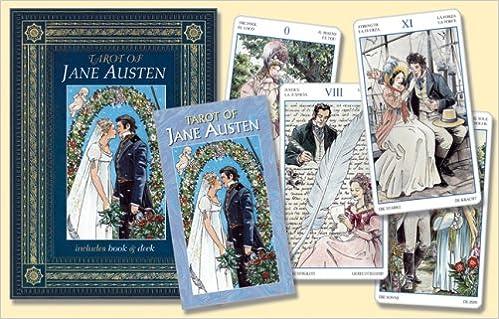Tarot of Jane Austen with Cards: Amazon.es: Diane Wilkes ...