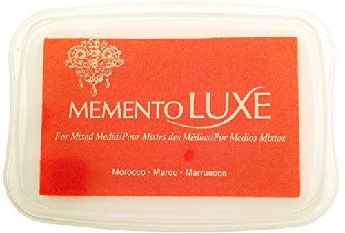 Tsukineko Memento Luxe Mixed Media Inkpad, Morocco