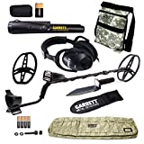 AT Pro Adventure Pack GARRETT AT PRO METAL DETECTOR W/8. 5 X 11 DD COIL & Cover ADVENTURE PK PRO-POINTER DVD W/MUST HAVE ACCESSORIES