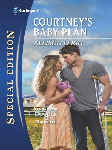 Courtney's Baby Plan (Return to the Double C Book 8)