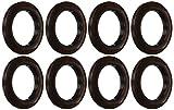Dritz 203006 Curtain Grommets 1-9/16in Bronze