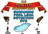 SWIMMING POOL LEAK DYE TESTING SYRINGE: Pro service