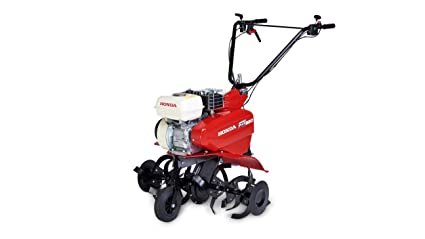 HONDA MOTOZAPPA FG 320 PER USO HOBBISTICO A SCOPPIO LARGHEZZA 800mm, 2  MARCE Amazon.it Fai da te