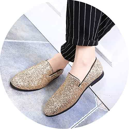 SamaTung Summer Sheepskin Suede Leather Solid Color Rhinestone Heels