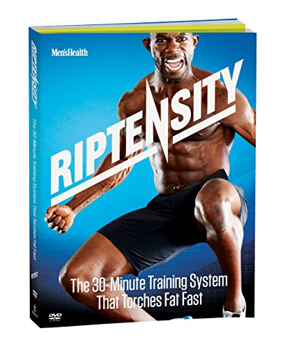 Men's Health RIPTENSITY: The 30-Minute Workout That Torches Fat Fast DVD (Best 30 Minute Workout Routine)