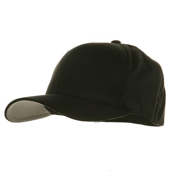 20ead43c3b9 Extra Big Size Flexfit Caps-Black W07S42D  Amazon.co.uk  Clothing