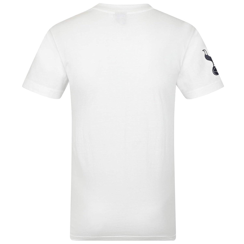 Tottenham Hotspur FC - Camiseta Oficial para Hombre - Serigrafiada ...