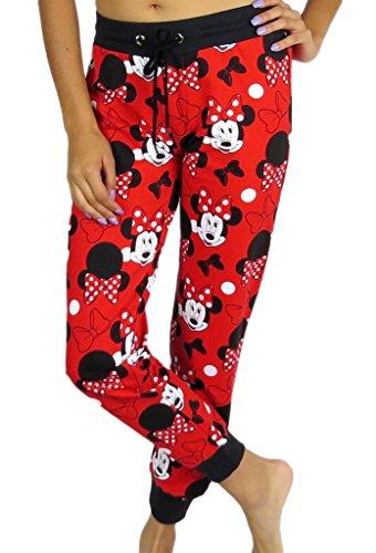 Disney Minnie Drawstring Jogger Pajama