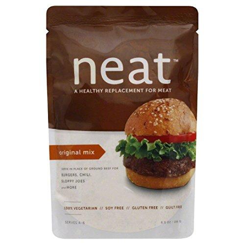 NEAT VEG BURG MIX ORIGINAL, 5.5 OZ by Neat Foods