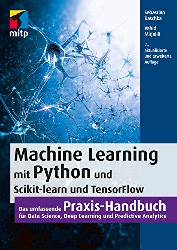 Amazon com: Machine Learning mit Python, ScikitLearn und TensorFlow