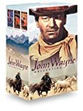 The John Wayne Collection (The Cowboys/The Searchers/Stagecoach) [VHS]