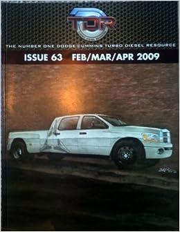 TDR: Turbo Diesel Register, Issue 63 - Feb/ Mar/ Apr 2009 (Turbo Diesel Register) Paperback – 2009
