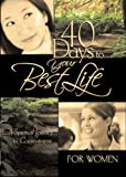 40 Days to Your Best Life for Women, David C. Cook, 1562927051