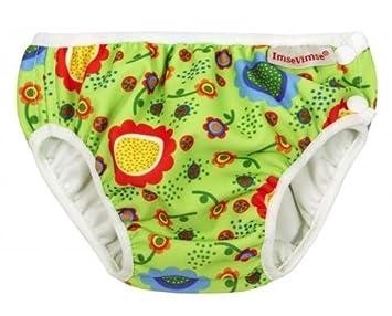La consulta ImseVimse pañales pañal para natación Bañador para niño de poner agua para jugar en