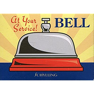 Tobar at Your Service Bell: Toys & Games
