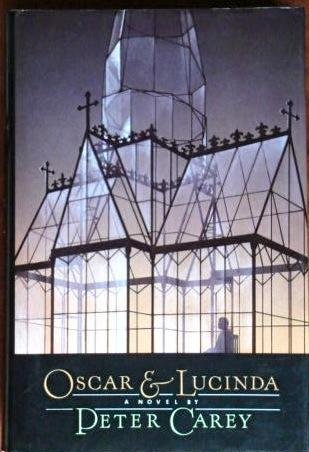 book cover of Oscar and Lucinda