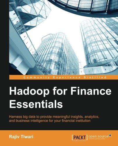 Hadoop for Finance Essentials (Hadoop Finance)