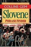Slovene Phrase Finder (Collins Gem) (Collins Gems)